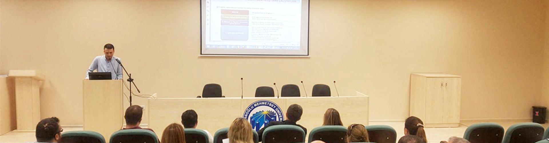 Öğretmenlik Lisans Programı Yeni Düzenlemeleri Tanıtıldı