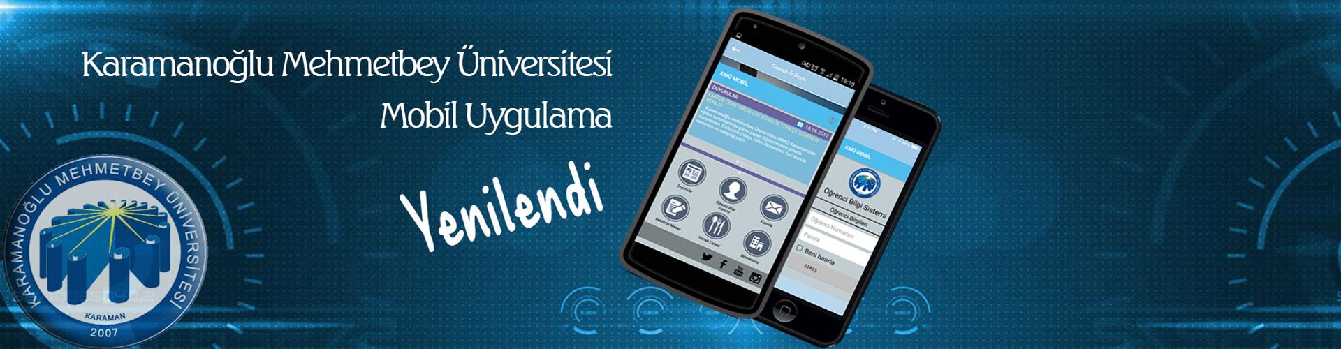 Öğrenci Bilgi Sistemi Mobil Uygulamada