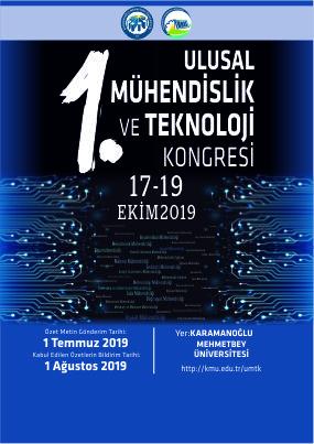 1. Ulusal Mühendislik ve Teknoloji Kongresi