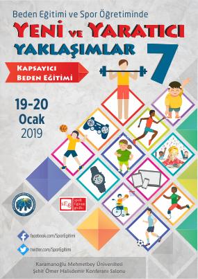 KMÜ BESYO Yeni ve Yaratıcı Yaklaşımlar Sempozyumu 2019