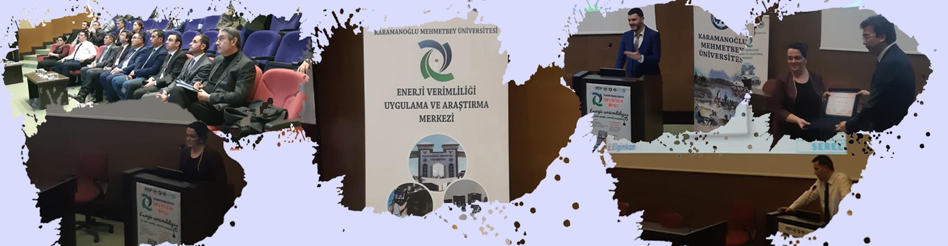 Kırıkkale Üniversitesi Enerji Verimliliği Semineri