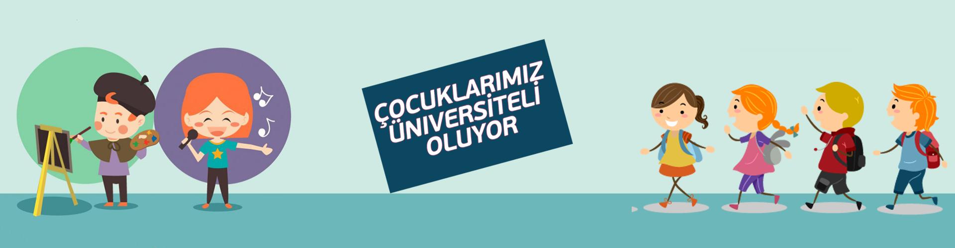 Çocuk Üniversitesi Hayata Geçiyor